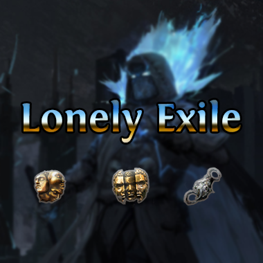 Buy Lonely Exile - 5 Exalted - 50 Chaos - 300 Fusing