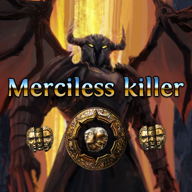 Buy Merciless Killer - 150 Exalted - 15 free exa + 500 free chaos