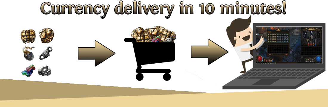 Path of Exile instant delivery
